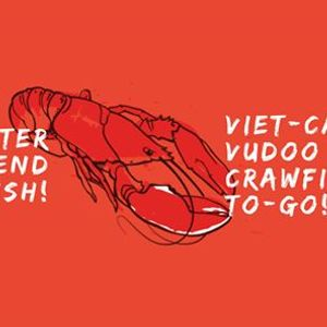 Easter Weekend Crawfish To-Go