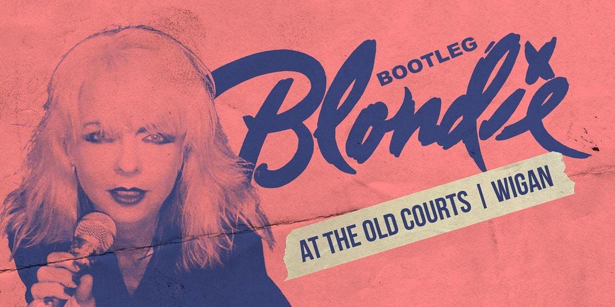 Bootleg Blondie, 30 July   Event in Wigan   AllEvents.in