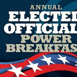 Annual Elected Officials Power Breakfast
