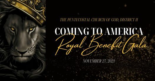 Coming to America Royal Benefit Gala, 27 November | Event in Stone Mountain | AllEvents.in