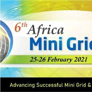 6th Africa Mini Grids Summit 2020
