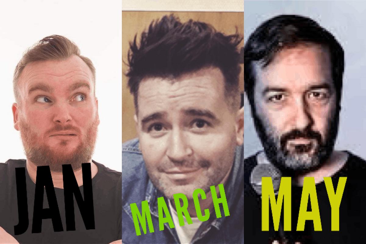 London's Irish: Top Secret Comedy Club, 17 November | Event in London | AllEvents.in