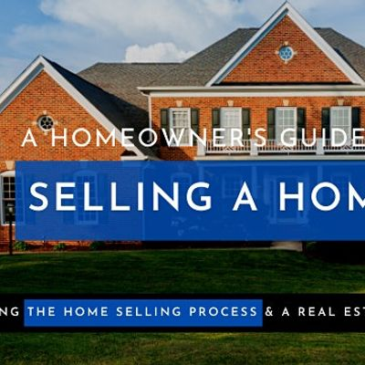 First Time Home Selling Guide[Webinar]