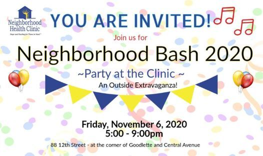 Neighborhood Bash ~ Party at the Clinic ~ An Outside Extravaganza, 6 November   Event in Naples   AllEvents.in