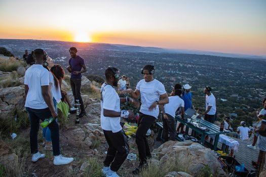 OUTDOOR-Picnic Sunset Silence Disco, 6 June | Event in Johannesburg | AllEvents.in