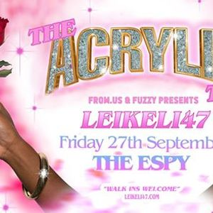 Leikeli47(USA) at The Espy