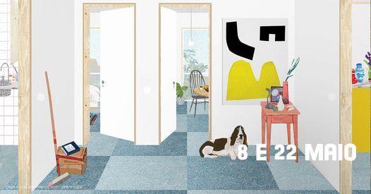 Oficinas para famílias   Em Casa. Projetos para Habitação Contemporânea, 19 June   Event in Lisbon   AllEvents.in