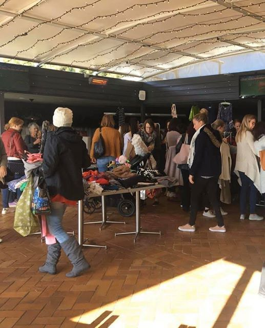 Adults Clothes Accessories & Book Swap