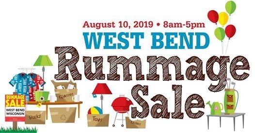 Rummage sale events in New Berlin, Today and Upcoming rummage sale
