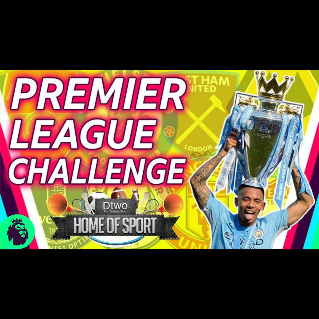 Premier League Quiz Night