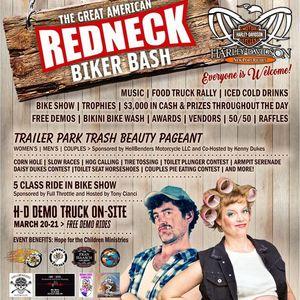 The Great American Redneck Biker Bash