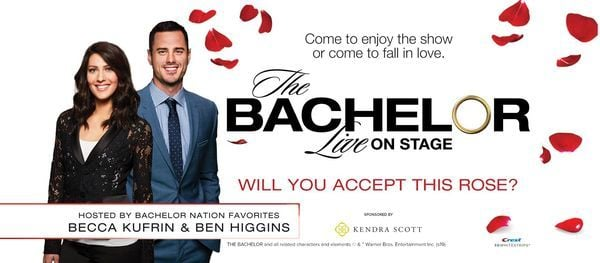The Bachelor Live on Stage, 19 January   Event in Boston   AllEvents.in