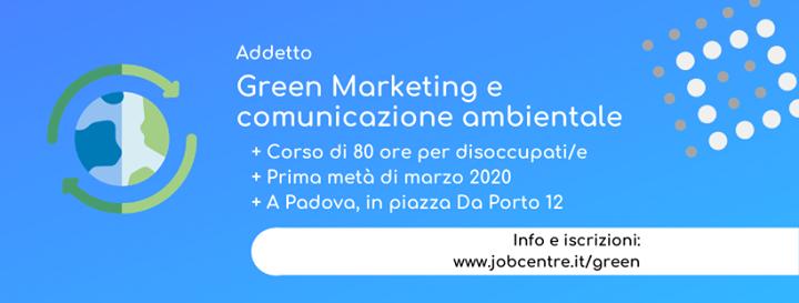 Add. Green Marketing e Comunicazione Ambientale