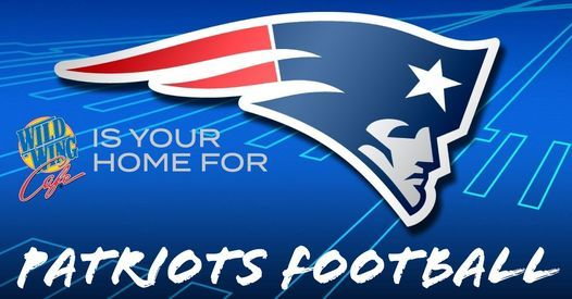 Patriots Watch Party at The Wing!, 29 November | Event in Wilmington | AllEvents.in