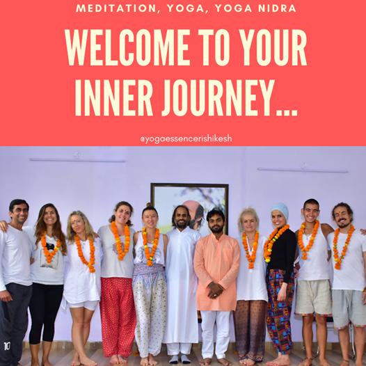 Advanced Meditation Teacher Training Course Rishikesh at ...