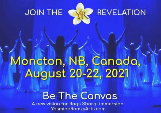 Be The Canvas, Moncton NB **New Dates in August 2021**, 19 August   Event in Moncton   AllEvents.in