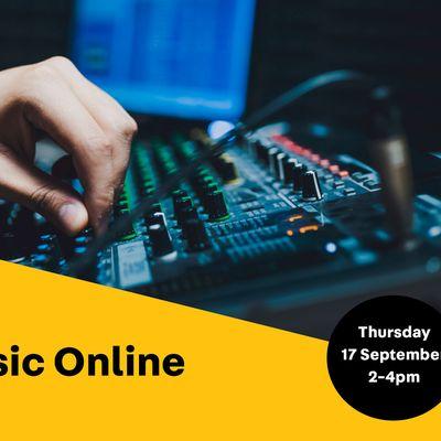 WEBINAR Recording Music Online
