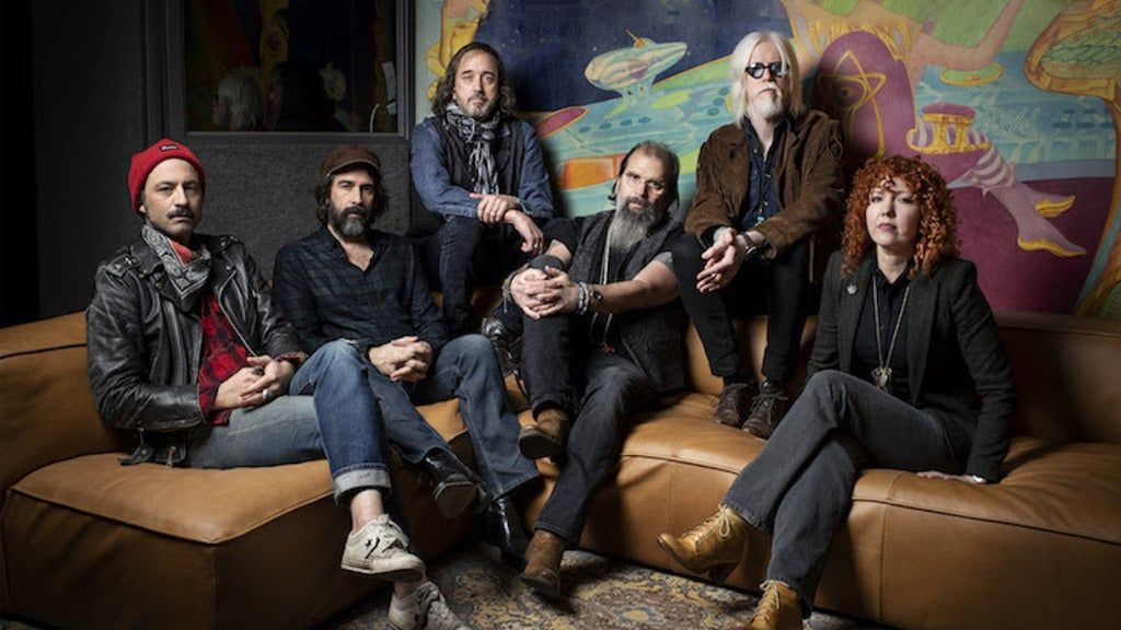 Steve Earle & the Dukes and Los Lobos, 30 August | Event in Nashville | AllEvents.in