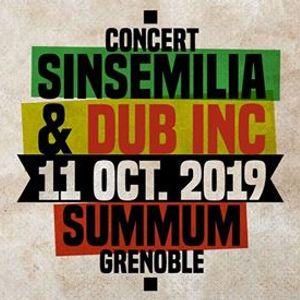 Sinsmilia &amp Dub inc  Summum de Grenoble