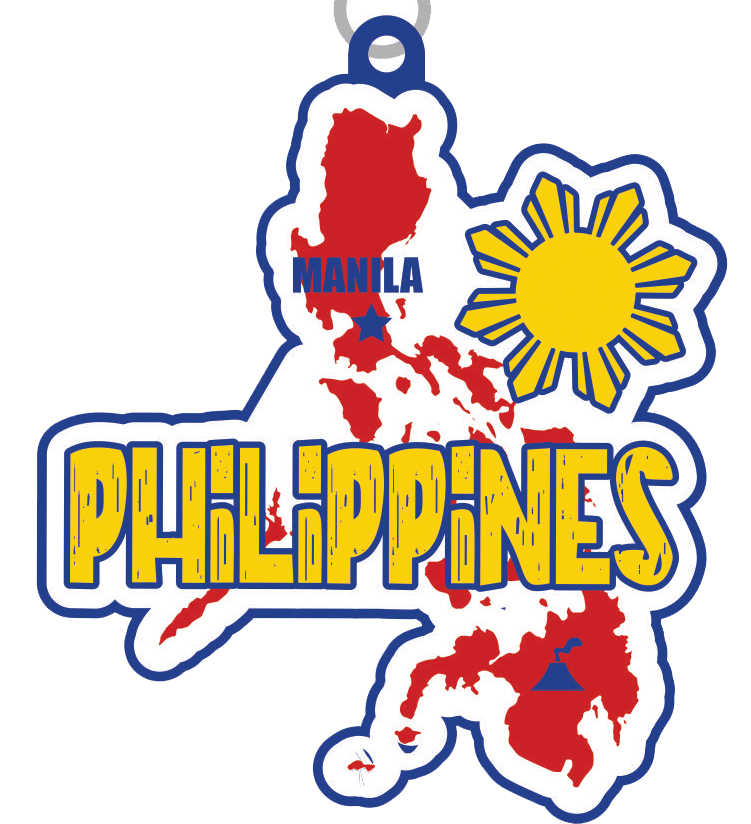 The Race Across the Philippines 5K 10K 13.1 26.2 - Oakland