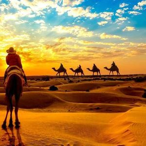 Long Weekend Jaisalmer (The Golden City) and Night Jeep Safari Trip