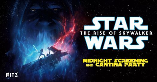 Star Wars The Rise of Skywalker  Midnight Screening
