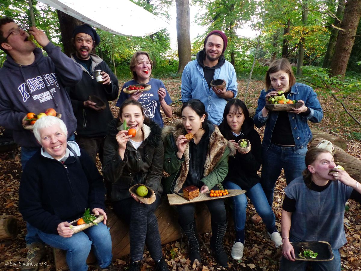 Green Woodcraft Workshop with Kingston University Biodiversity Action Group, 21 November | Event in Kingston upon Thames