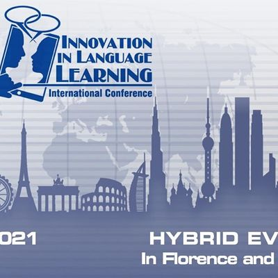 Innovation in Language Learning International Conference  Hybrid Event
