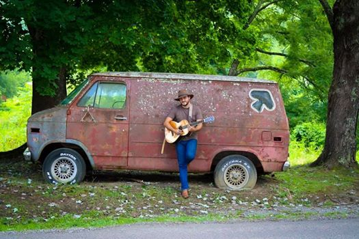 Josh Davidson LIVE at White Oak Lavender Farm | Penn Laird
