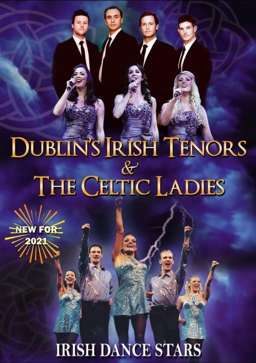 Dublin's Irish Tenors, The Celtic Ladies & Irish Dance | Event in Branson | AllEvents.in