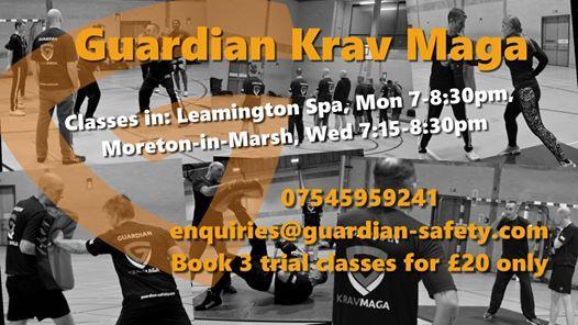Moreton-in-Marsh Krav Maga Classes