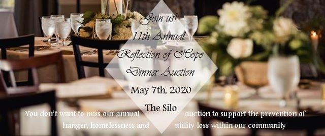 POSTPONED - Reflection of Hope Dinner Auction