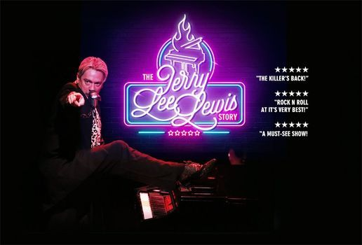 The Jerry Lee Lewis Story, 20 August   Event in Romford   AllEvents.in