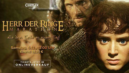 Herr der Ringe Marathon, 5 December   Event in Lippstadt   AllEvents.in