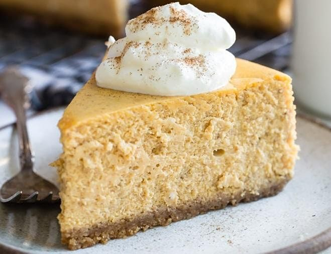 UBS - Virtual Cooking Class: Pumpkin Cheesecake Demo, 12 November | Online Event | AllEvents.in