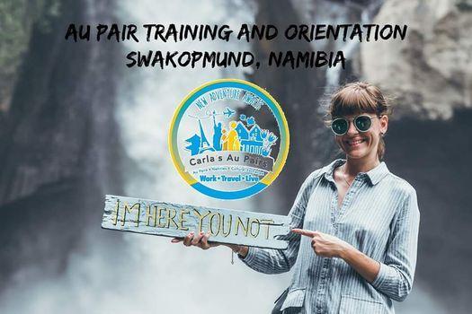 Au Pair Training and Orientation Swakopmund Namibia