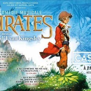 Pirates  Le Destin dEvan Kingsley - Au Casino de Paris