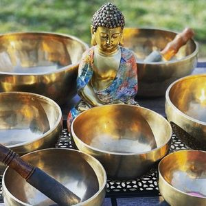Deep Relaxation with Himalayan Singing Bowls
