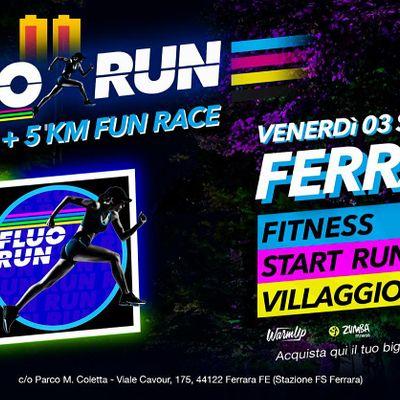 Fluo Run Ferrara