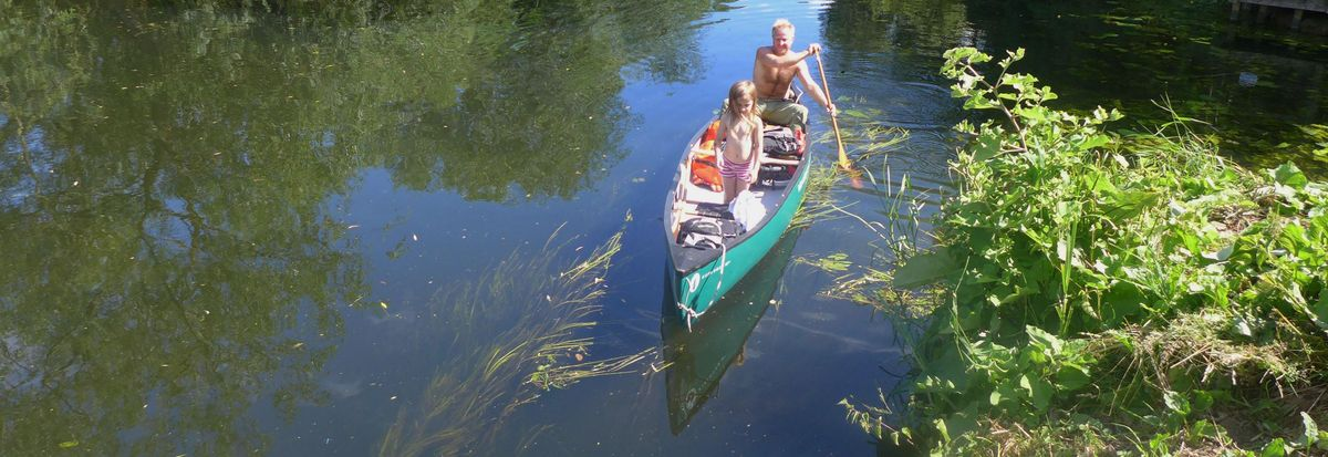 Canoe the River Great Ouse