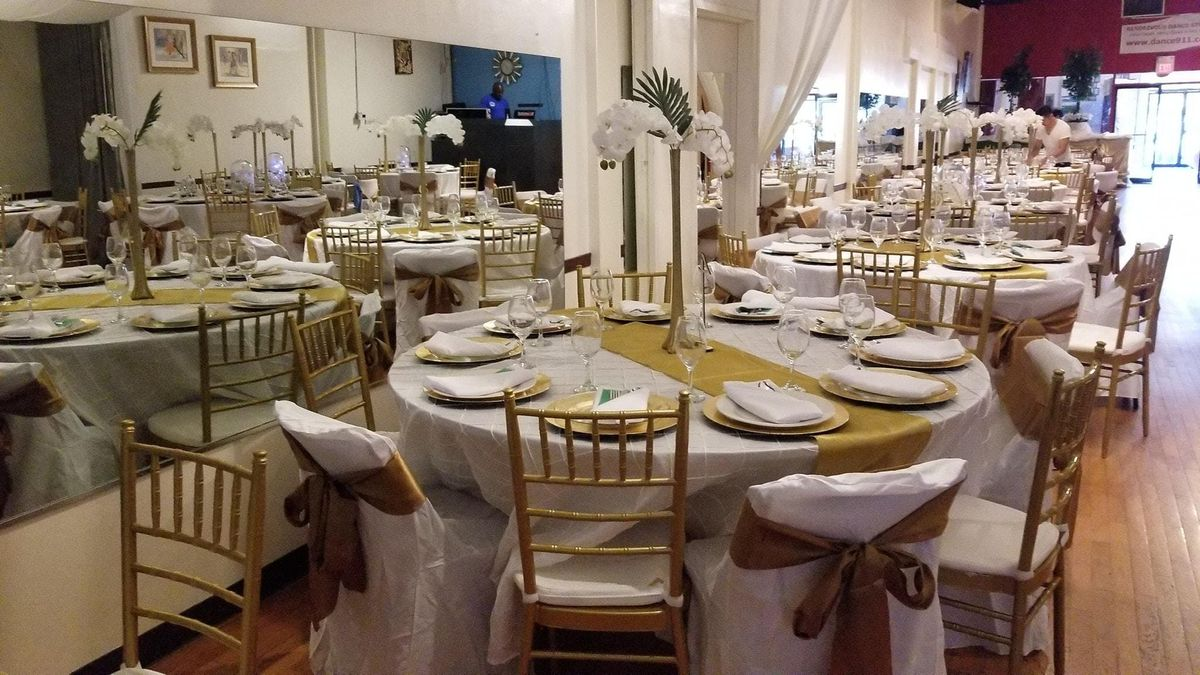 Party Venue Available for NovDec (RockvilleNorth Bethesda area up to 200)