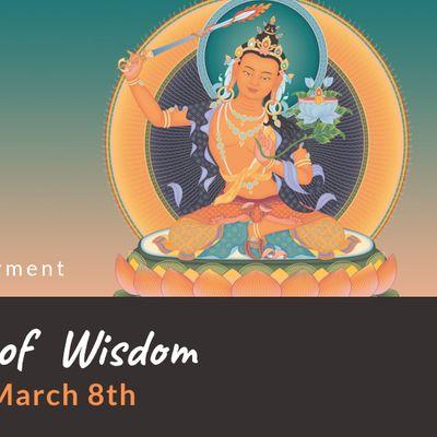 EMPOWERMENT Buddha Manjushri