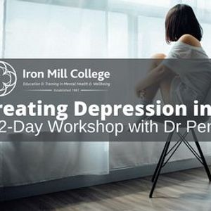 Treating Depression in Young People Workshop with Dr Penny Utton (2-Day)