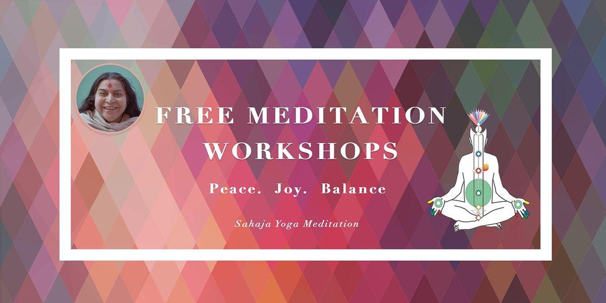 Sahaja Yoga Meditation Workshop (Online Event), 20 June | Online Event | AllEvents.in