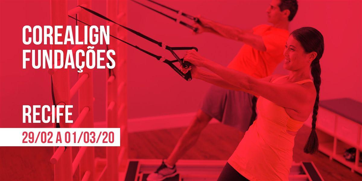 Formao em CoreAlign - Mdulo Fundaes - Physio Pilates Balanced Body - Recife
