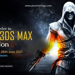 Become a Master in Maya and 3DS Max Animation