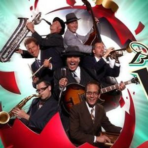 Big Bad Voodoo Daddys Wild and Swingin Holiday Party