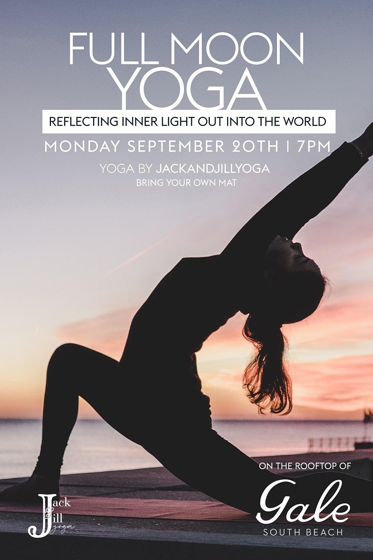 Full Moon Yoga | Event in Miami Beach | AllEvents.in