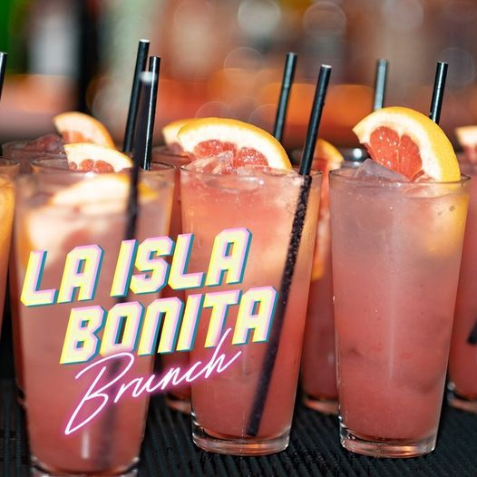 LA ISLA BONITA | 80S MUSICAL BINGO & BOTTOMLESS BRUNCH, 22 May | Event in London | AllEvents.in