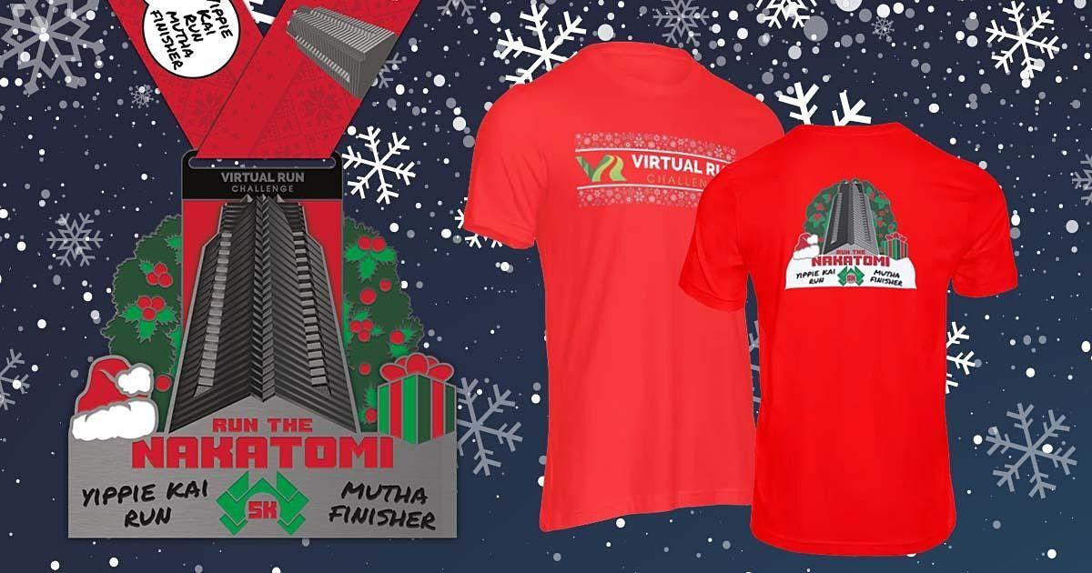 2020 Nakatomi Christmas Party 5k Run Walk   Des Moines, Des Moines